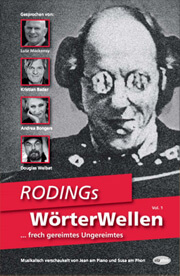 RODINGs WörterWellen Vol. 1